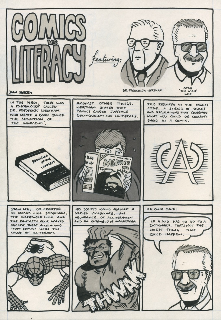 comicsvsliteracy