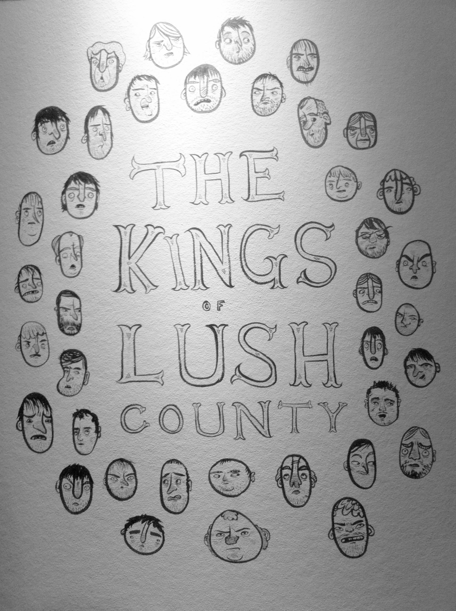 Lush-County