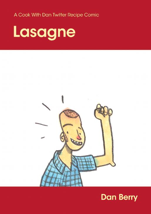 lasagne cover